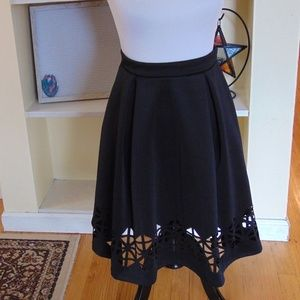 *305 NWOT Rue21 Cut-Out Skirt